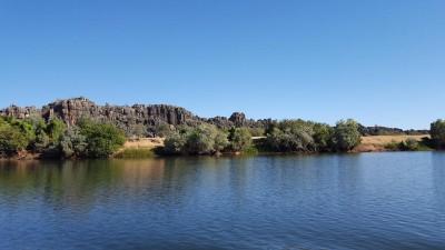 geikie gorge western australia