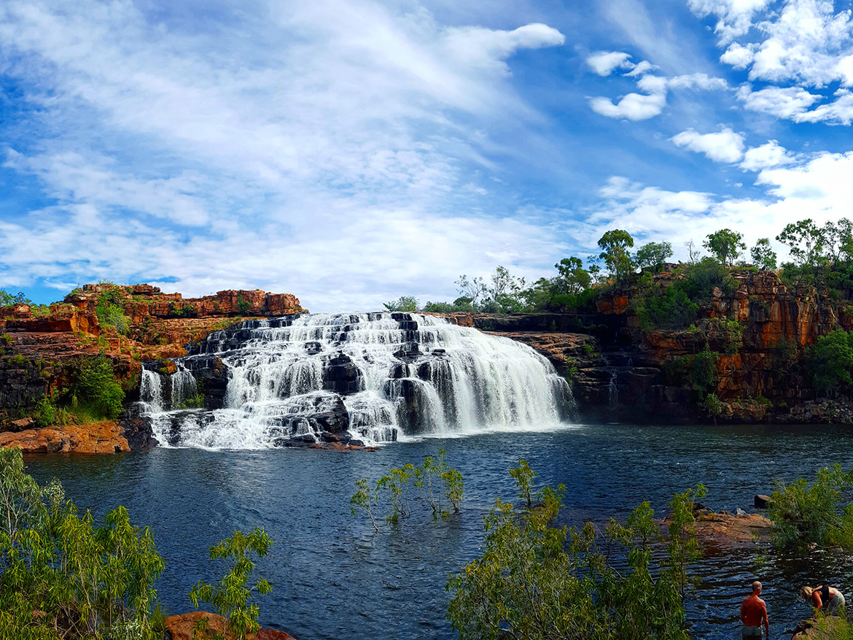 manning falls kimberley