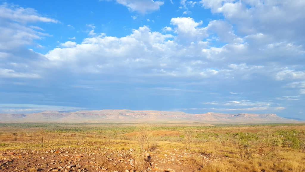 Cockburn Ranges