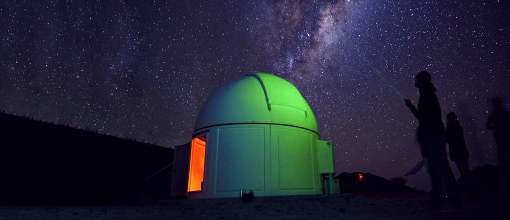 Observatory The Arkaroola Resort and Wilderness Sanctuary South Australia