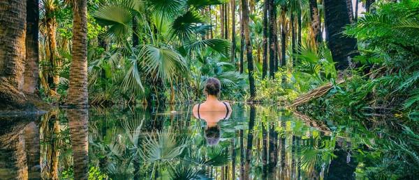 Zebedee Natural Hot Springs, Western Australia