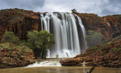 Waterfall in APT, Western Australia