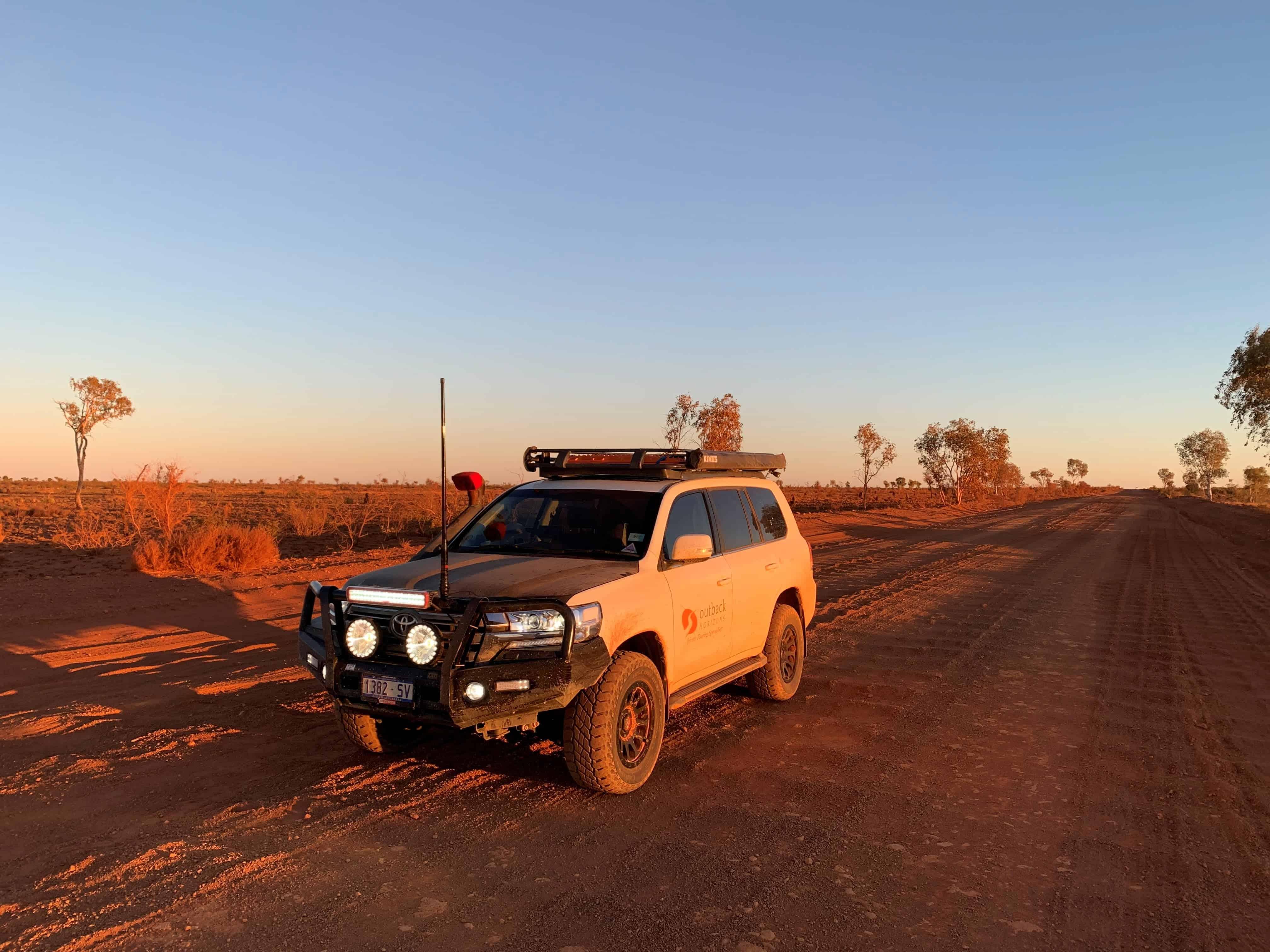 4wd touring outback Australia