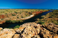 Yardie Creek, Cape Range National Park Mandatory credit: Australia's Coral Coast