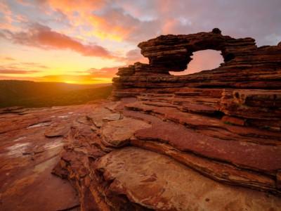 Nature's Window, Kalbarri National Park Mandatory credit: Tourism Western Australia