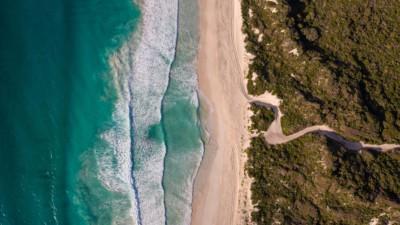Hamelin Bay, near Augusta Mandatory credit: Tourism Western Australia