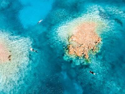 Rowley Shoals Marine Park, near BroomeMandatory credit: Tourism Western Australia