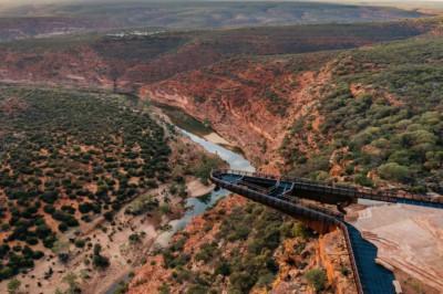 Kalbarri Skywalk, Kalbarri National Park Mandatory credit: Tourism Western Australia