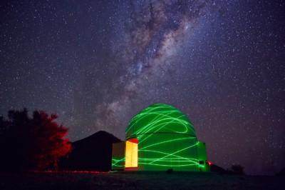 Arkaroola Astronomical Observatory Mandatory Credit Maxime Coquard