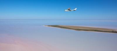Kati Thanda-Lake Eyre National Park, Wrightsair Scenic Flight Mandatory Credit South Australian Tourism Commission