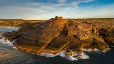Remarkable Rocks Mandatory Credit South Australian Tourism Commission