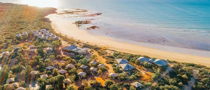 Ramada Eco Retreat beachfront view