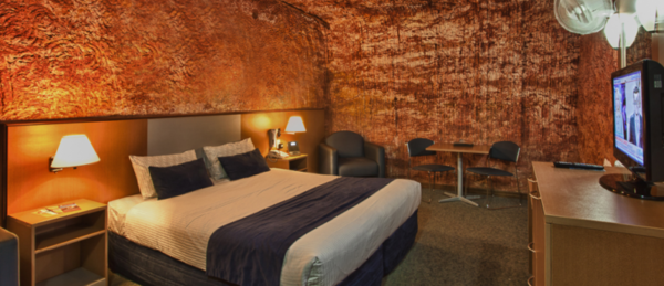 Desert Cave Hotel Cooper Pedy