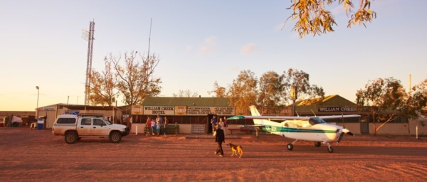 William Creek Hotel, Outback South Australia