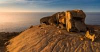 KANGAROO ISLAND Remarkable Rocks Mandatory Credit South Australian Tourism Commission