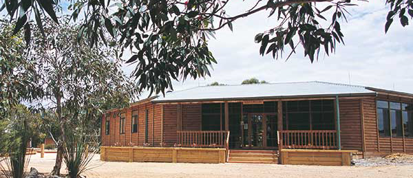 Authentic Kangaroo Island Wilderness Retreat